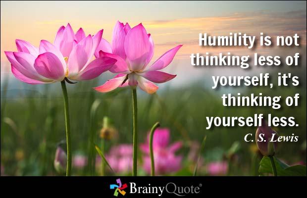 Humility Quotes. QuotesGram