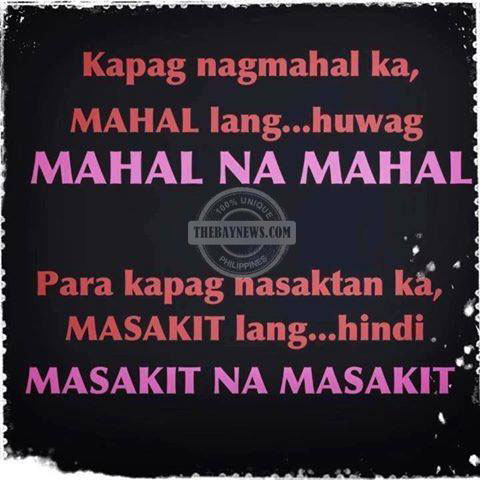 Love Quotes For Him Tagalog 2014 : Love Quotes Tagalog 2014. QuotesGram