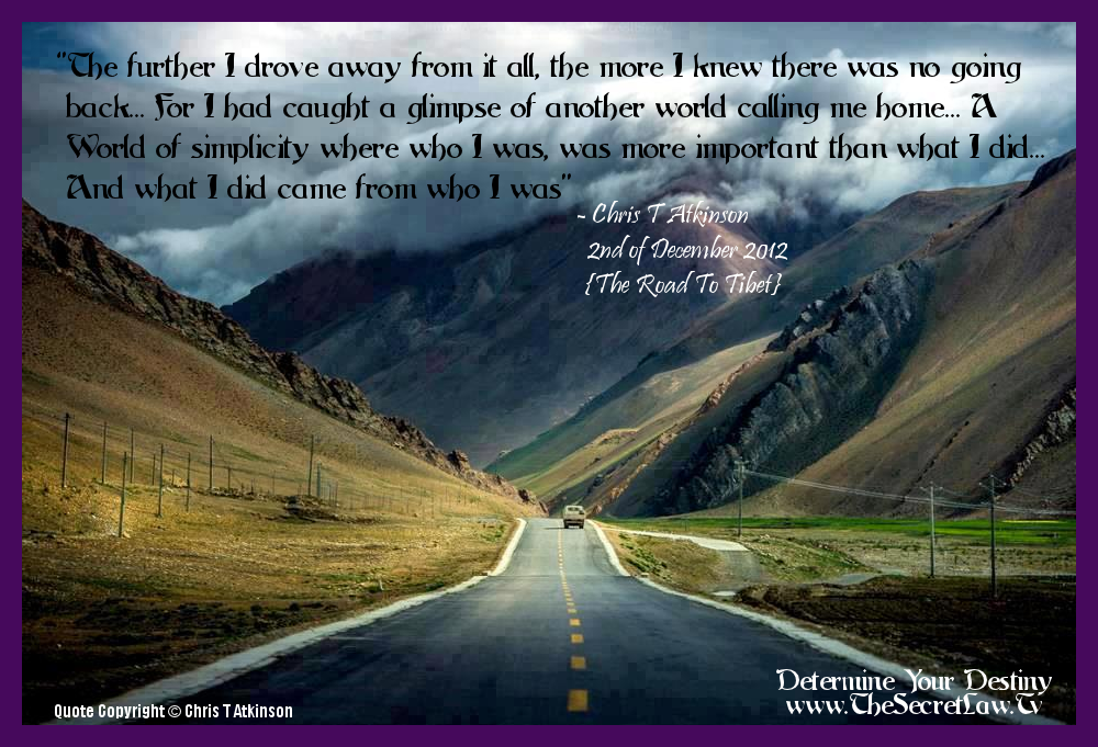 Inspirational quotes about roads quotesgram