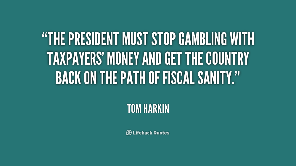 Gambling phrases sayings