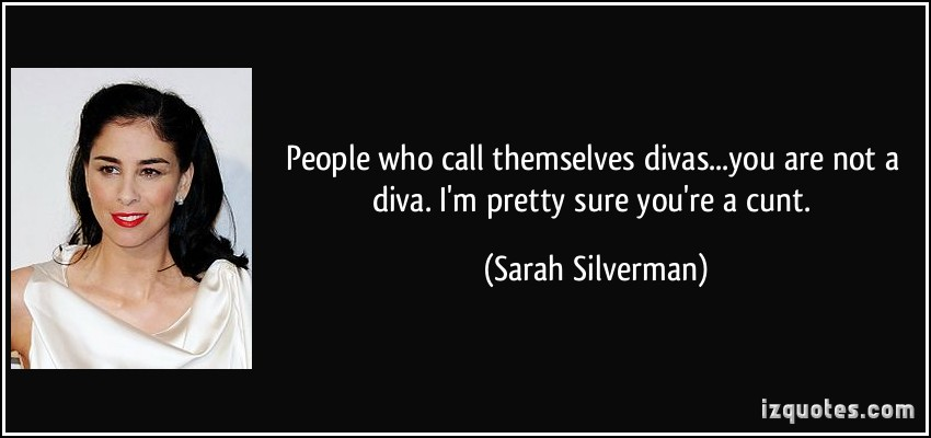 Funny Diva Quotes And Sayings. QuotesGram