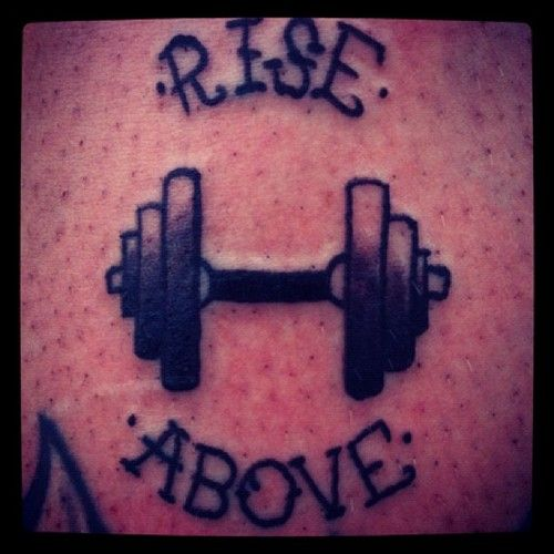 Tattoo gym Finding A