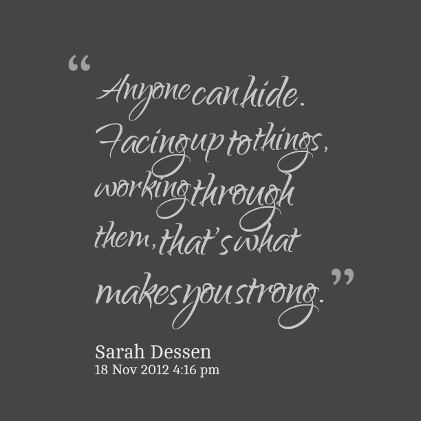 Quotes On Going Through Tough Times: When Times Get Tough Quotes. QuotesGram