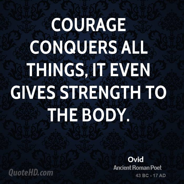 Strength And Courage Quotes. QuotesGram