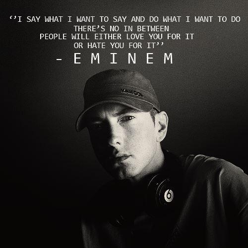Quotes Eminem: Famous Eminem Quotes. QuotesGram