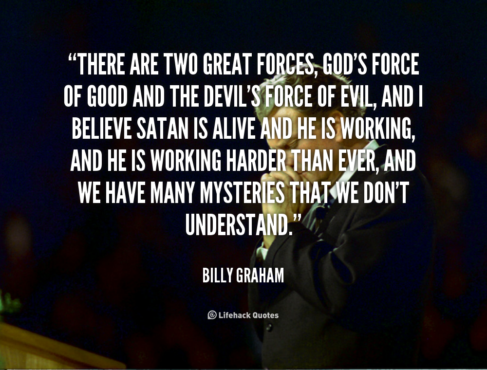 Billy Graham Quotes Quotesgram