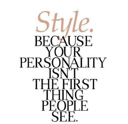 Personal Style Quotes Quotesgram