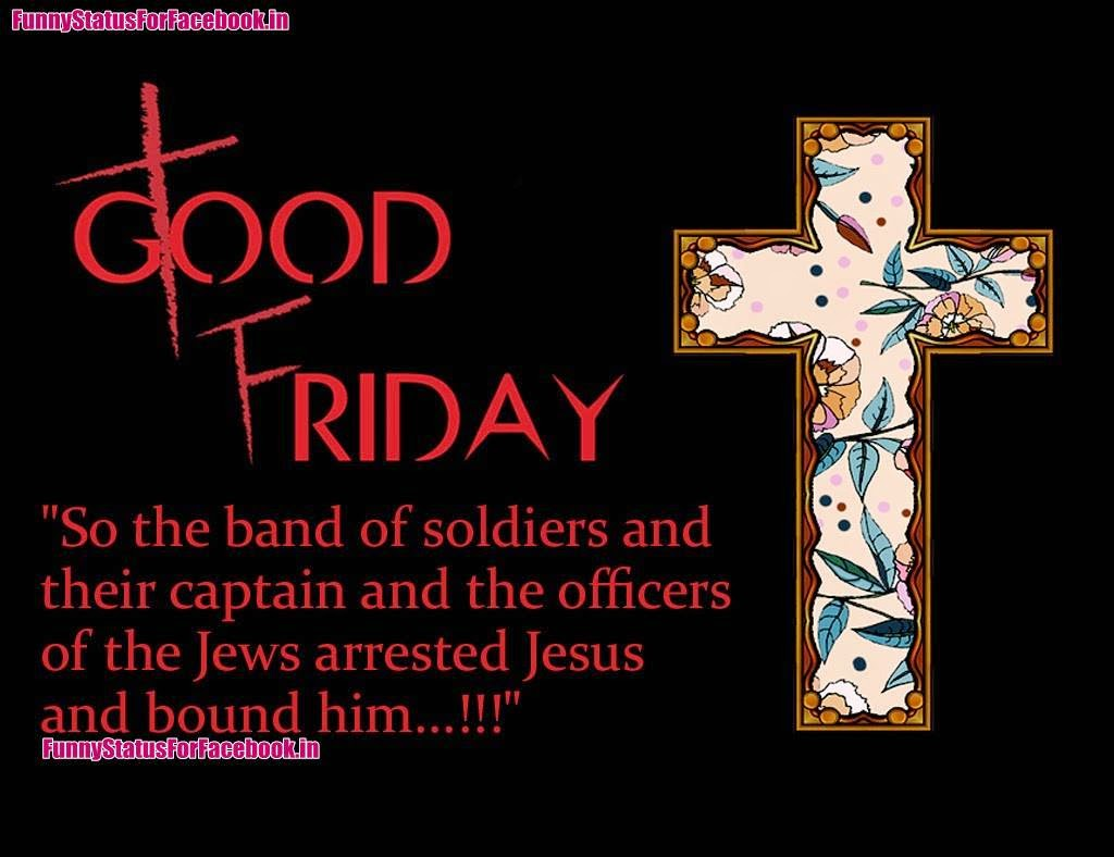 Easter Quotes For Facebook Status: Friday Quotes For Facebook Status. QuotesGram
