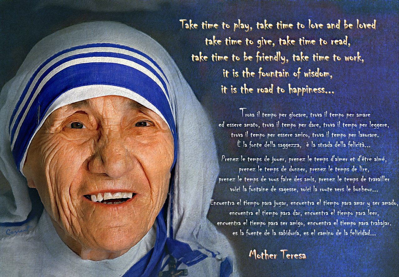 essay mother teresa calcutta Mother teresa was a person that was admired and respected she was a person that made an impact on your life and made people loot at the world with a different.
