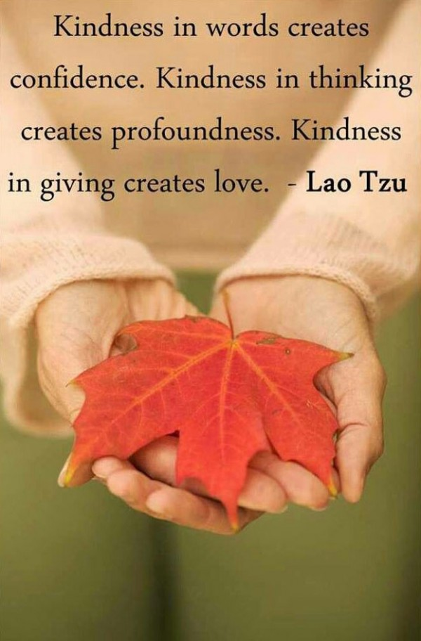 kindness quotes by famous people quotesgram