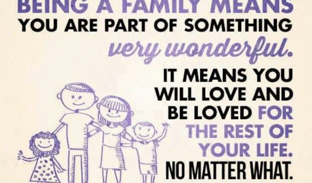 Inspirational Quotes About Family: Daily Inspirational Quotes Family. QuotesGram