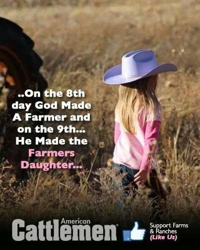Farmers Daughter Quote...