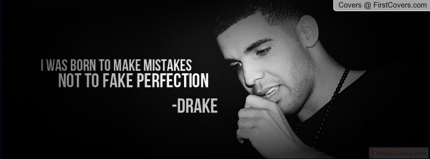 Drake Love Quotes Facebook Cover. QuotesGram