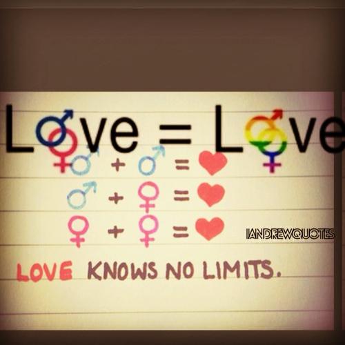 Lgbt Love Quotes. QuotesGram