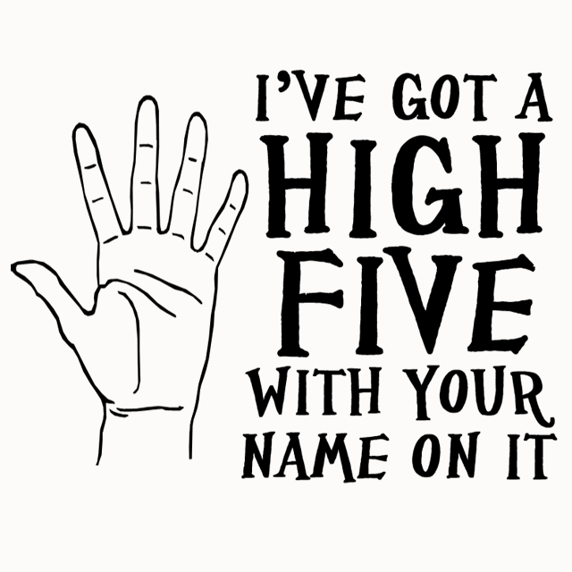High Five Quotes Quotesgram