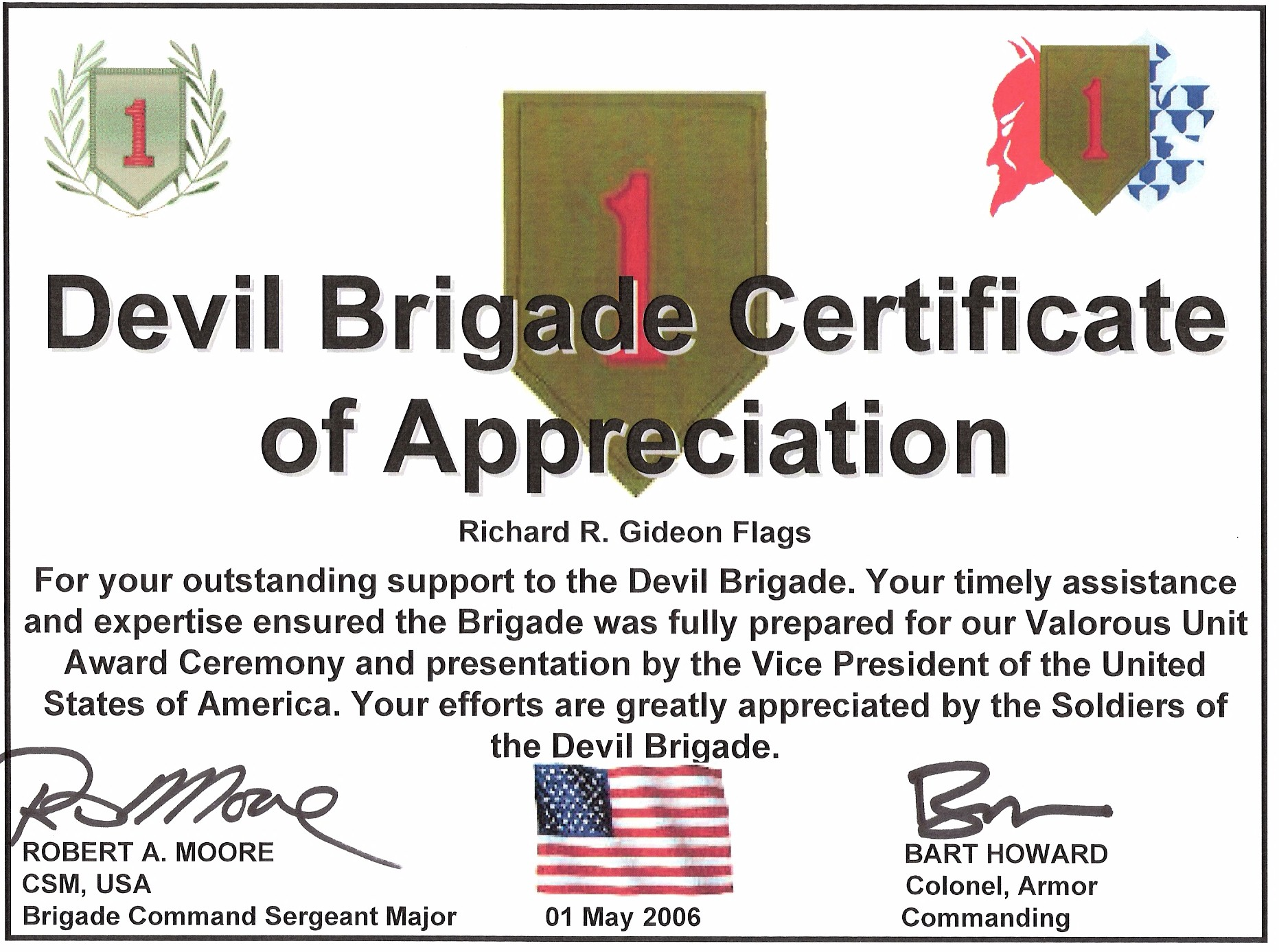 Army Certificate Of Appreciation bol template samples of – Army Certificate of Appreciation