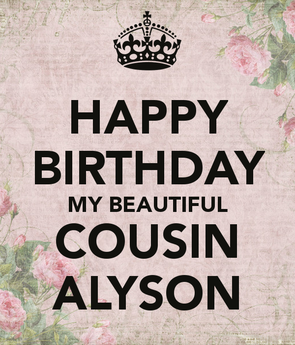 I Love You Quotes: Gorgeous Happy Birthday Cousin Quotes. QuotesGram