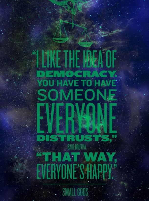 Terry Brands Quotes >> Terry Pratchett Quotes Birthday. QuotesGram