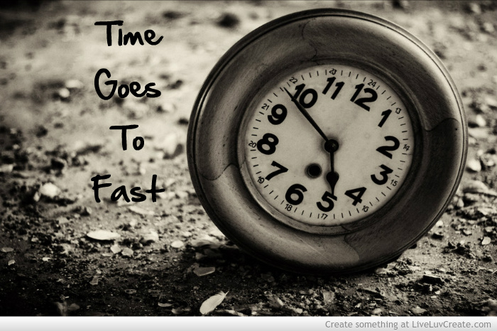 Quotes Time Goes Fast. QuotesGram