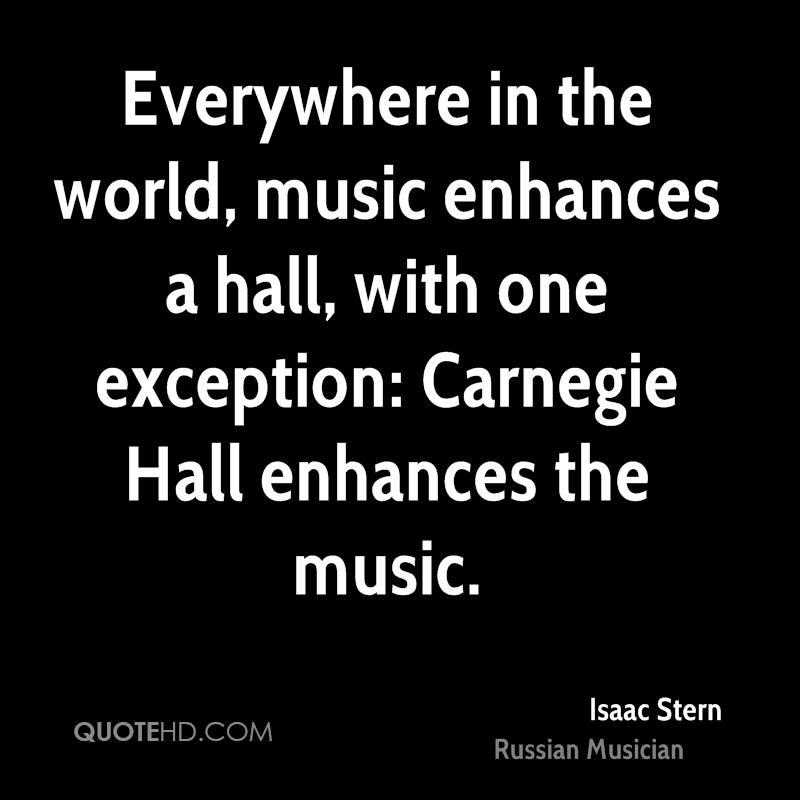 Foyer Hallway Quotes : Carnegie hall quotes quotesgram