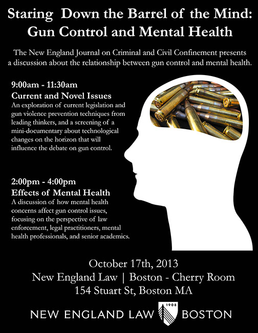 gun control and mental illness To the editor the viewpoint on mental illness and gun control pointed to the maryland task force to study access of individuals with mental illness to regulated.