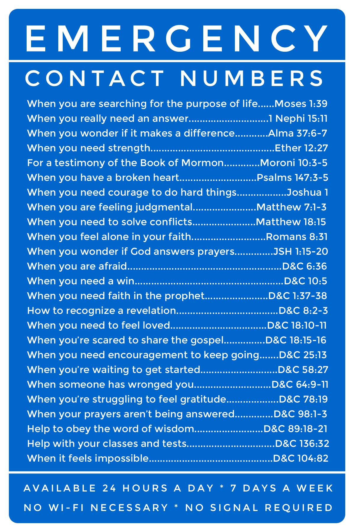 Numbers Bible Quotes Quotesgram