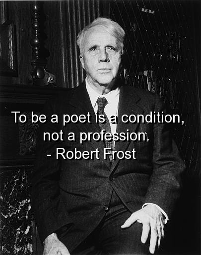 Famous Quotes By Robert Frost. QuotesGram