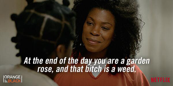 Yoga Jones Oitnb Quotes. QuotesGramOrange Is The New Black Quotes Pennsatucky