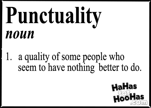 essay s on punctuality