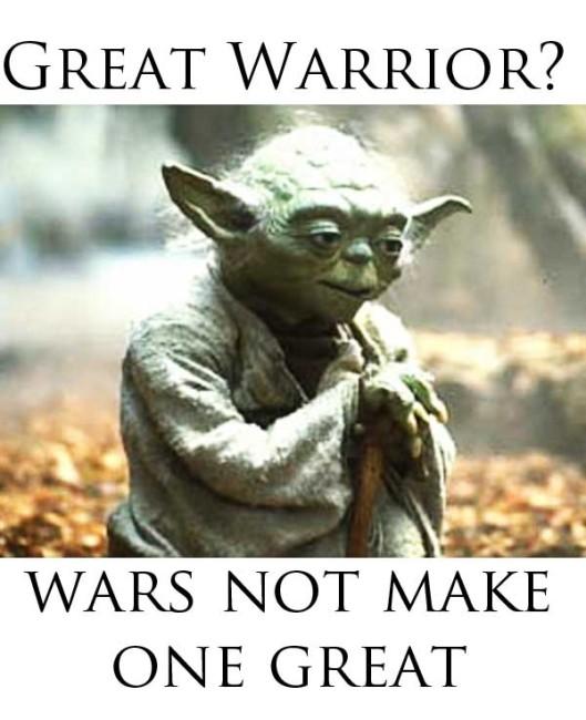 Jedi Master Yoda Quotes: Master Yoda Quotes. QuotesGram