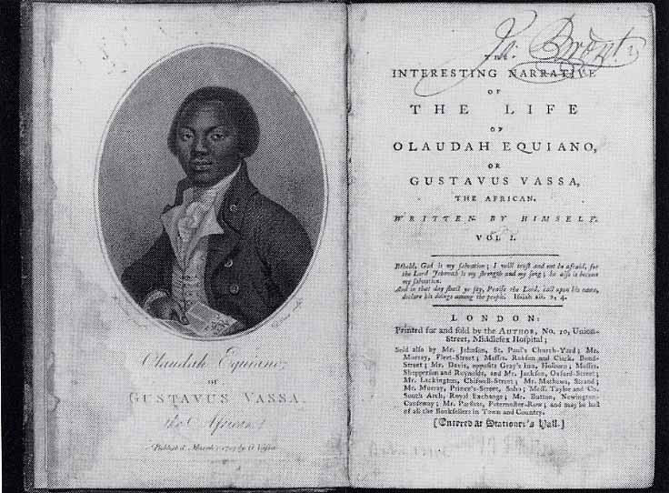olaudah equiano: narrative of a black slave essay - olaudah equiano the autobiography of olaudah equiano, first published in 1789, is the first example of a slave narrative unlike most of the class, i took it upon myself to read the entire.