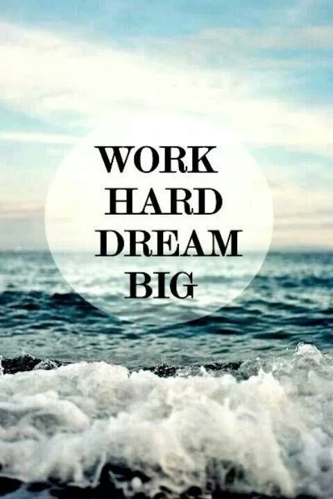 Quotes About Hard Work And Dreams: Dream Hard Work Quotes Inspirational. QuotesGram