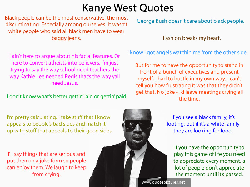 kanye west quotes about himself - photo #27