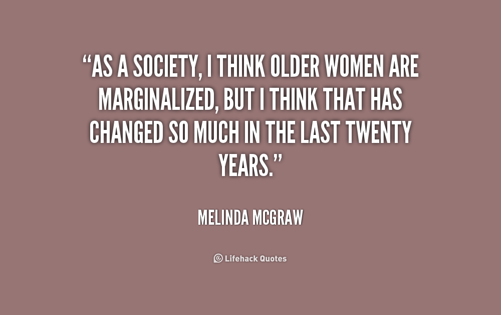 Quotes About Old Women