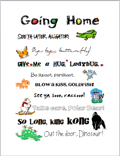 preschool goodbye song quotes about saying goodbye quotesgram 780