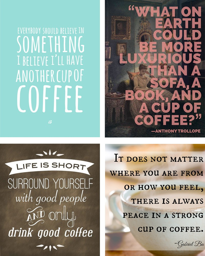Coffee Quotes Pinterest. QuotesGram