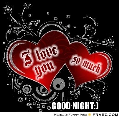 I Love You Goodnight Quotes. QuotesGram