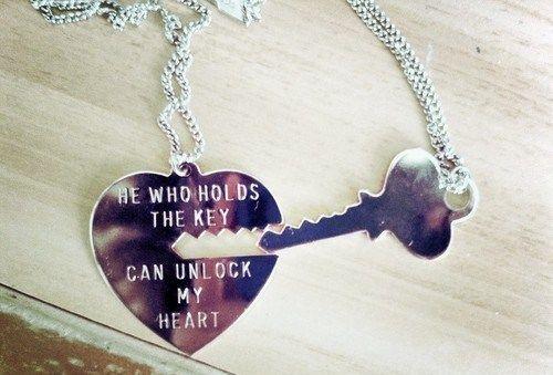 lock and key love quotes quotesgram