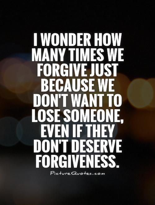 Dont Deserve Me Quotes...