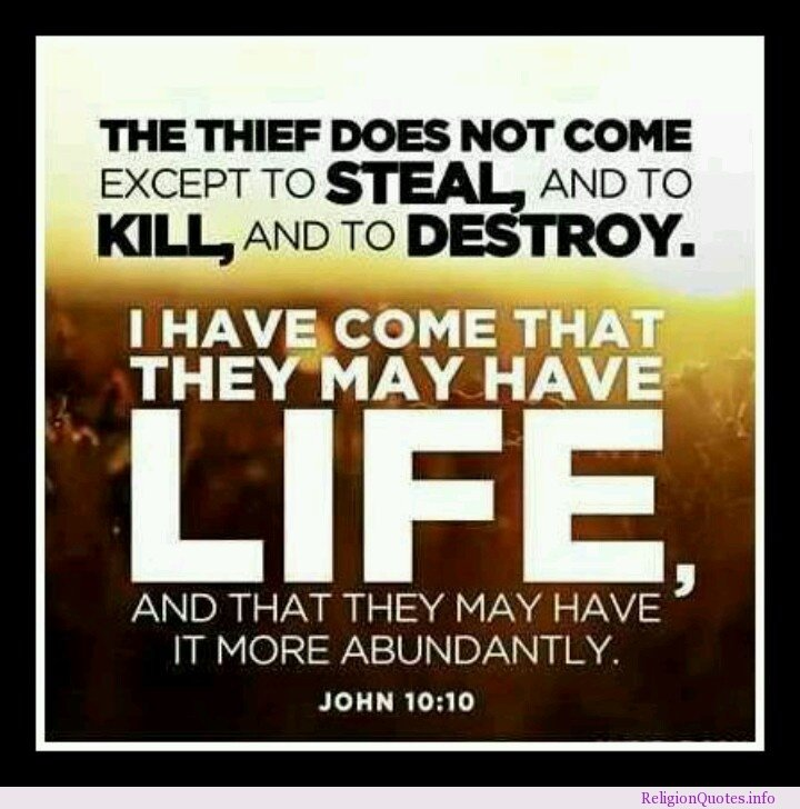 Bible Quotes From The Thief. QuotesGram