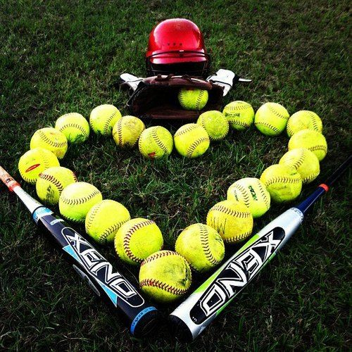 Play With Heart Softball Quotes. QuotesGram