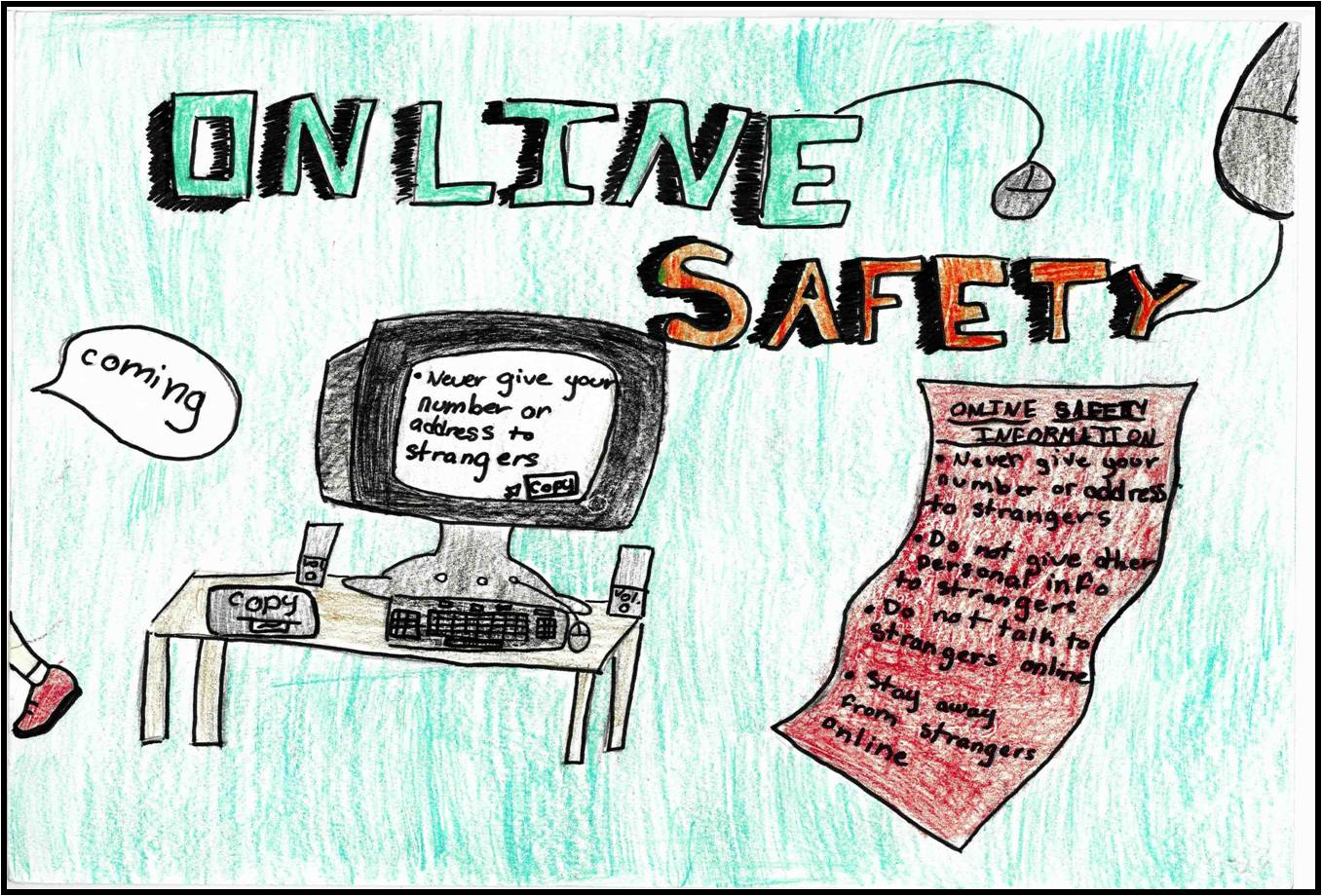 Internet Safety Quotes Quotesgram