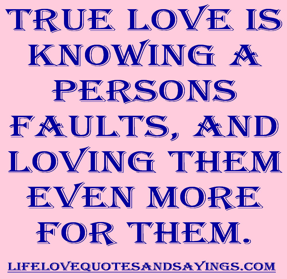 True Love Quotes For Him. QuotesGram