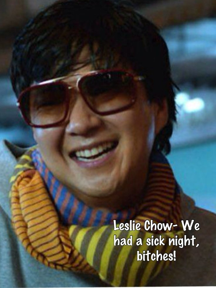 Hangover 3 Chow Quotes