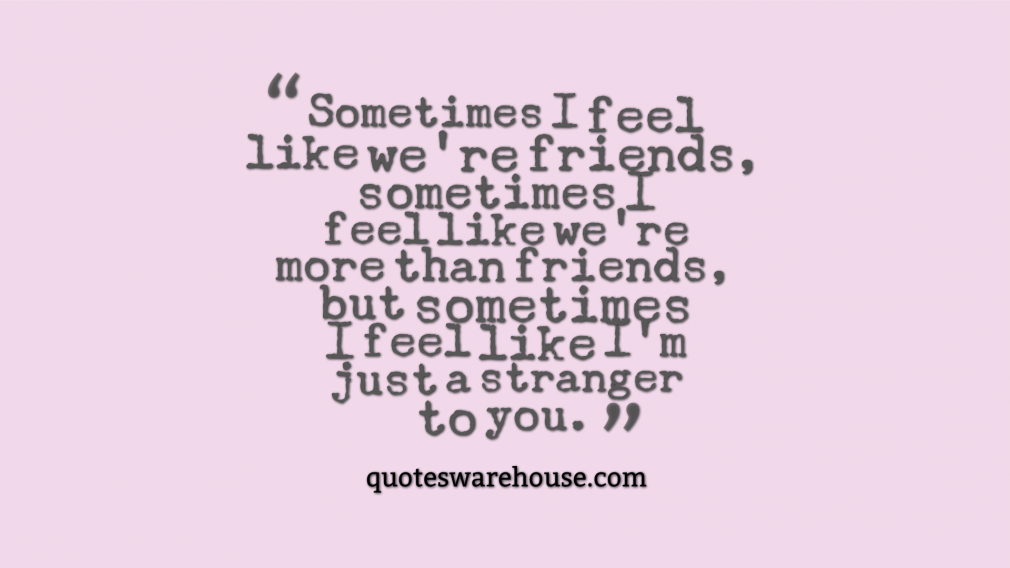 Quotes About Friendship Till The End : Ending friendship quotes quotesgram
