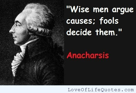 how to make wise man sayings