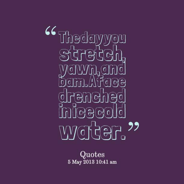Sso Quote: Ice Cold Quotes. QuotesGram