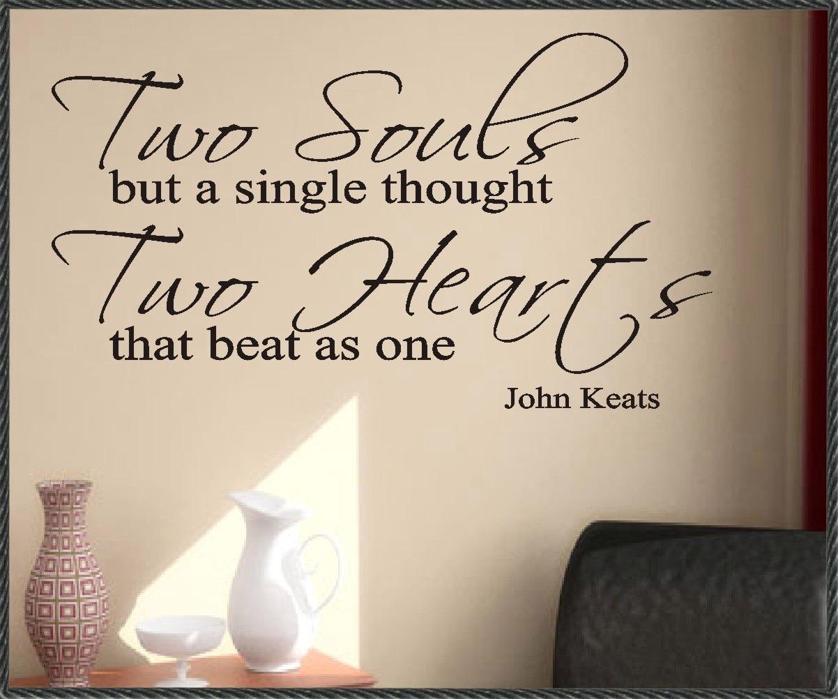 Keats Wall Quote