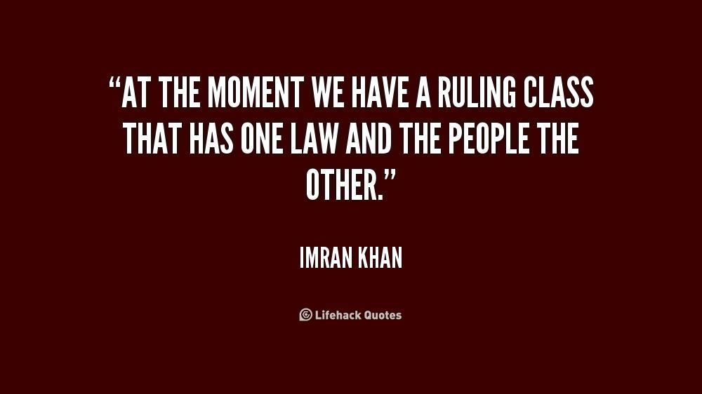 ruling class