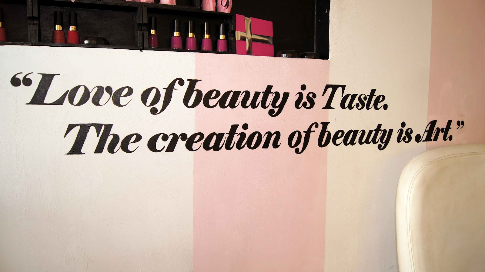 Beauty salon quotes and sayings quotesgram for About beauty salon
